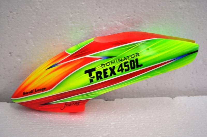 TREX450L_Haube